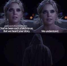 Pretty Little Liars Season 6.