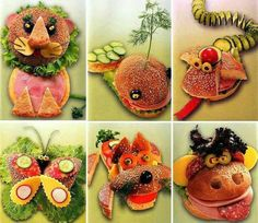 Creative Fruits