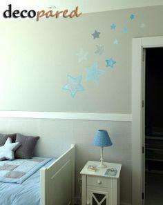 mural estrellas