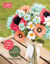 Stampin Up Frühjahr/Sommerkatalog Sale-A-Bration