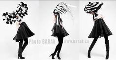 Avant Garde Hair Fashion collection BABAK Photos B