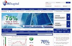 Review of BO Capital Binary Options Broker by ForexTraders.com