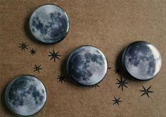 Moon Buttons
