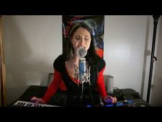 """""""Glory and Gore"""" -  Electro Empress Alia Lorae covers the song by Lorde. www.alialorae.com"""