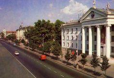 Дворец пионеров и школьников, 1980 г. Arrow Of Time, Street View