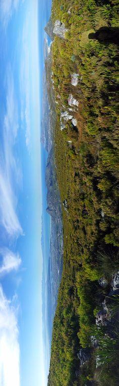 Contantiaberg Mast, Silvermine, Cape town.