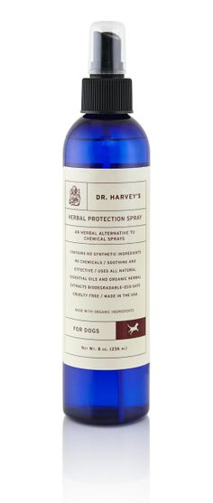 Herbal Protection Spray for Dogs | Dr. Harvey's