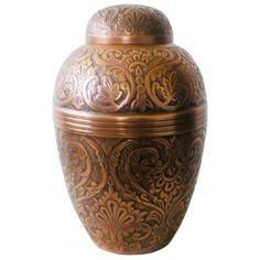 UrnsDirect2U Antique Copper Token - 9506-3