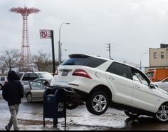Superstorm Sandy through the lens of the Daily News - NY Daily News