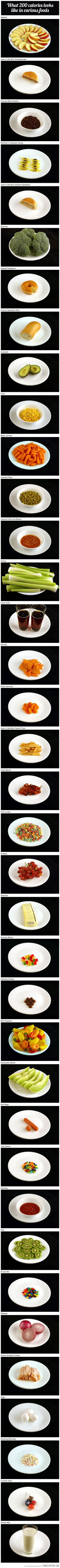 What calories really look like…
