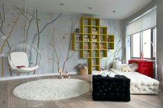 Modern korean bedroom