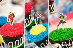 My oldest son wanted a superhero birthday party. This party was full of fun ideas. Superhero Birthday Party, 7th Birthday, Birthday Ideas, Birthday Parties, Craft Party, Diy Party, Party Ideas, Hero Crafts, Safari Party
