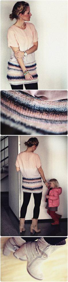 Via Vai - Kalastajan vaimo - ME NAISET Casual Outfits, Knitting, My Style, Clothing, Pants, Fashion, Outfits, Trouser Pants, Moda