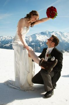 PerfectWeddingsAbroad.co.uk Ski and Snow Weddings in Austria