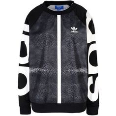 Adidas Originals By Rita Ora Sweatshirt ❤ liked on Polyvore featuring tops, hoodies, sweatshirts, adidas originals and adidas originals sweatshirt