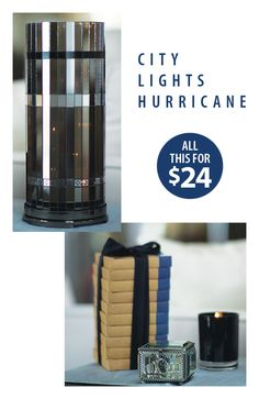 Glitter and glam for a great deal! Host a PartyLite Party and ask your Consultant how!