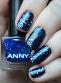 Anny - timeless (over black surprise)