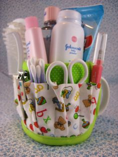 Mug Coffee Cup Aprons Covers Have Stuff will Organize Mother Baby Helper