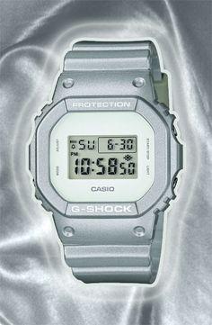 CASIO G-SHOCK DW-5600SG-7ER silver pale color. Nowość lata 2013 a0b43bdaad