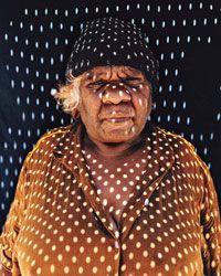Australian Aboriginal Woman