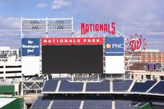 Your Guide to Washington Nationals Baseball: Nationals Park Visitors Guide