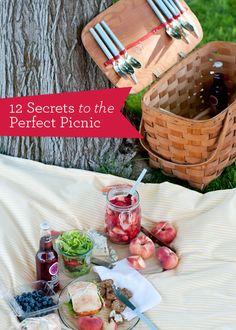 12 Secrets to the Perfect Picnic