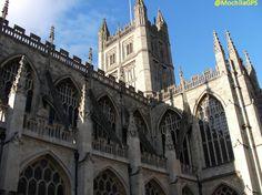 Mochila y GPS: Gran Bretaña en autocaravana VI: Ludlow, Stratford-Upon-Avon, Warwick, Oxford, Bath, Stonehenge y el parque nacional Dartmoor