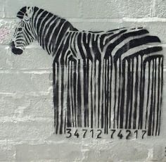 Street art by Banksy