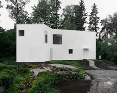 Villa Älta by Johannes Norlander Arkitektur AB.