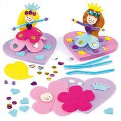 Princess 3D Decoration Kit | Ellie Crate
