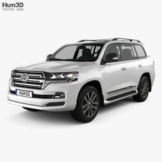 Buy Toyota Land Cruiser Excalibur 2017 by on The model was created on real car base. It's created accurately, in real units of measurement, qualitatively and m. Land Cruiser 2017, Toyota Land Cruiser Prado, Toyota Cruiser, Volkswagen Tiguan, Volkswagen Models, Best Luxury Cars, Luxury Suv, New Lexus, Car 3d Model