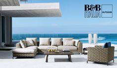 B&B Italia Outdoor presents Ray Outdoor by Antonio Citterio