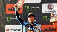 Tony Cairoli torna al comandodellaMXGP - http://www.canalesicilia.it/tony-cairoli-torna-al-comando-della-mxgp/ Motocross, Tony Cairoli