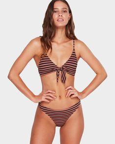 Billabong Ditsy Soul High Neck Bikini Girls'