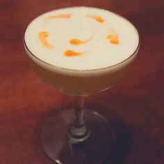 The 2:1:1 sour is the first recipe anyone should learn. Mine has whiskey in it, but almost any spirit will do (amaretto and gin are other favourites)  2oz Any spirit  1oz lemon juice  1oz simple syrup  I like to throw in an egg white and shake everything