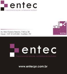 Cartão de Visita - Entec