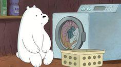 we bare bears Ice Bear We Bare Bears, 3 Bears, Cute Bears, We Bare Bears Wallpapers, Cute Wallpapers, Cute Funny Pics, Cute Cartoon Drawings, Bear Wallpaper, Bear Pictures