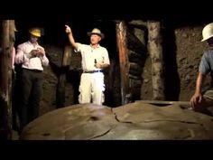 Dr. Semir Osmanagich discoverer of the Bosnian Pyarmids Part 1  The Underground Tour Of Bosnian Pyramid Tunnels  www.semirosmanagic.com