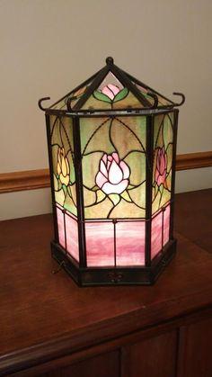 Terrarium Lamp - from Delphi Artist Gallery