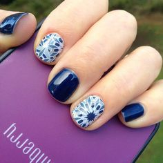 Jamberry Nail Wraps Paired with Beta TruShine Gel Cute Nails, Pretty Nails, Manicure Y Pedicure, Gel Manicures, Jamberry Nail Wraps, Jamberry Combos, Simple Acrylic Nails, Gel Nail Designs, Gorgeous Nails