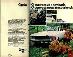 1975 Chevrolet Opala - Brasil