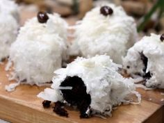 Chocolate, Coconut and Toasted Almond Devils Food Twinkies : Recipes : Cooking Channel
