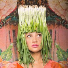 Hair Crush: Laura Miller Sidesaddle Kitchen Instagram   Dine X ...