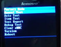 How to reset Lenovo phone   Video guide  Pictures