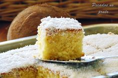 Cornbread, Vanilla Cake, Brunch, Food And Drink, Sweets, Sugar, Cooking, Ethnic Recipes, Desserts