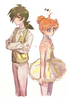 Duck and Fakir before they danced. isn't the sexual tension adorable? (lol im jk. but when you rewatch it that is ALL you can think of) Princess Tutu Anime, Princesa Tutu, Anime Manga, Anime Art, Sleeping Beauty Ballet, Japanese Animated Movies, Mermaid Melody, Tokyo Mew Mew, Girls Rules