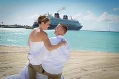 a disney cruise wedding would be great too