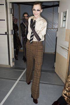 Dries Van Noten Fall 2016 Ready-to-Wear Fashion Show Beauty