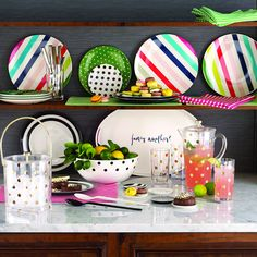 At home with kate spade new york