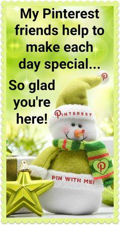 My Pinterest friends help to make each day special ♥ Tam ♥ #AllInOneGroupBoard(NoLimit)